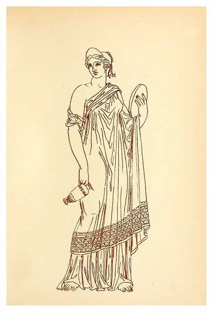 014-Ancient Greek female costume…1881- J. Moyr Smith