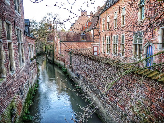 A Literary Escape to the Fairytale City of Leuven