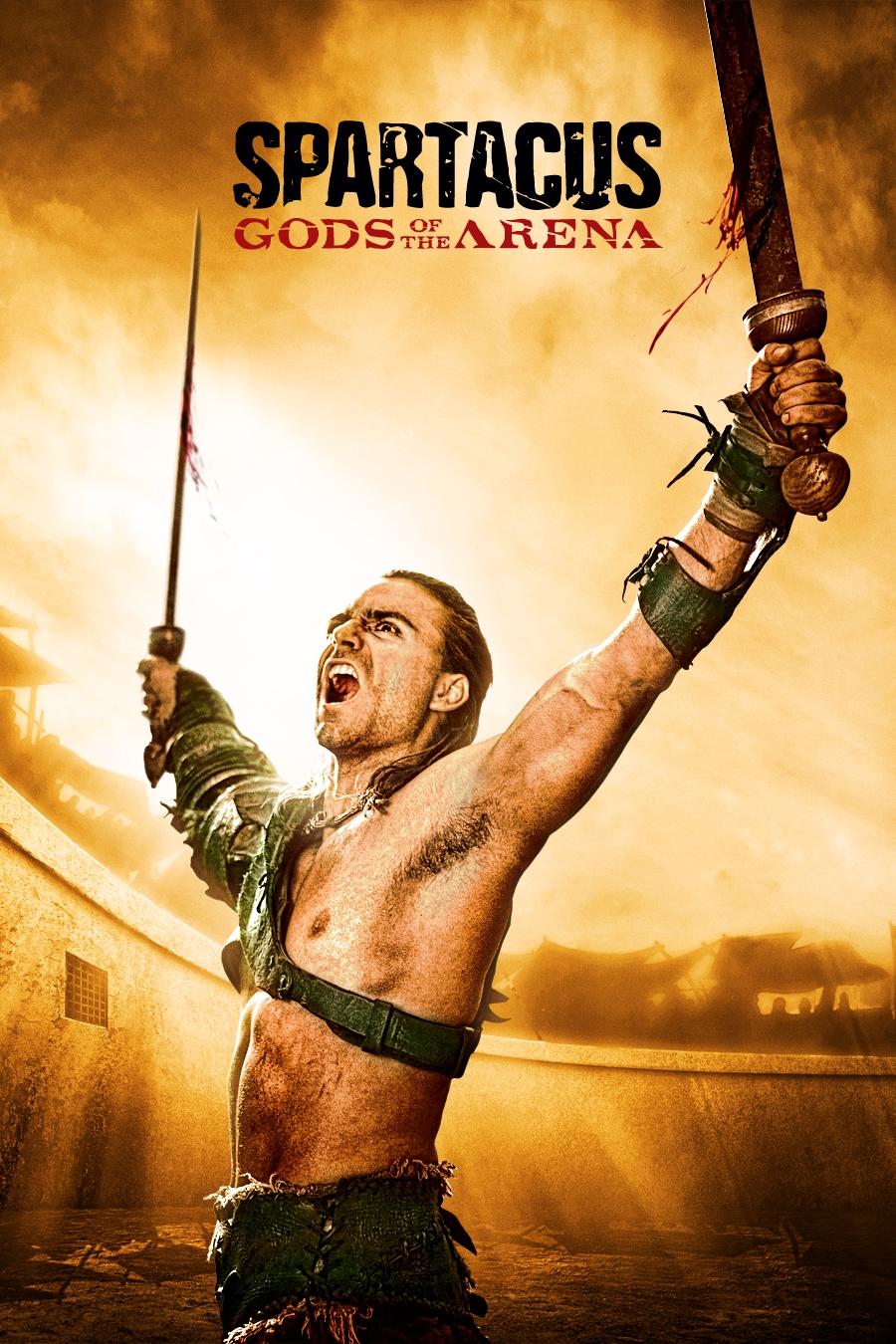 Spartacus: Chúa Tể Đấu Trường - Spartacus: Gods Of... (2011)