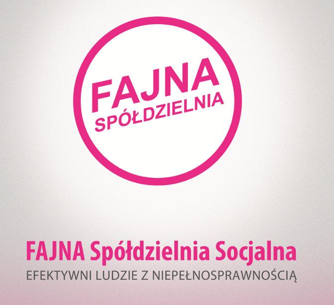 FAJNA logotyp z niepełnosprawnością