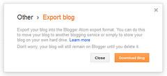 Blogger Backup 4