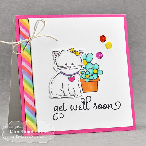 Get Well Soon by Kim Singdahlsen