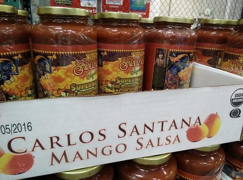 Carlos Santana Salsa