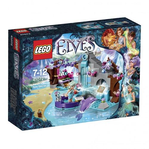 LEGO Elves 41072 Box