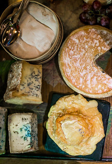 Cheeses ripened by Jean d'Alos in Bordeaux