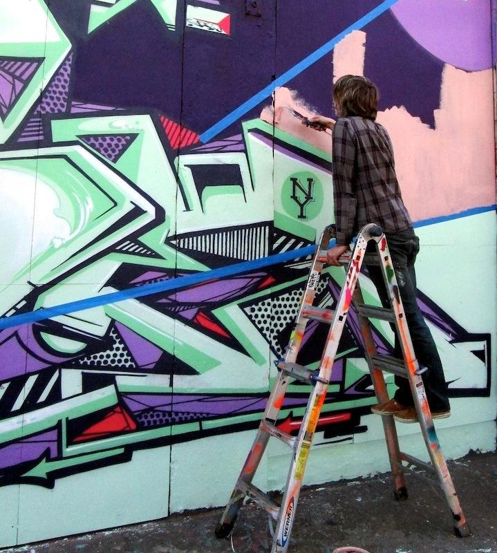 Semor-graffiti-collab-at-5Pointz-LIC1