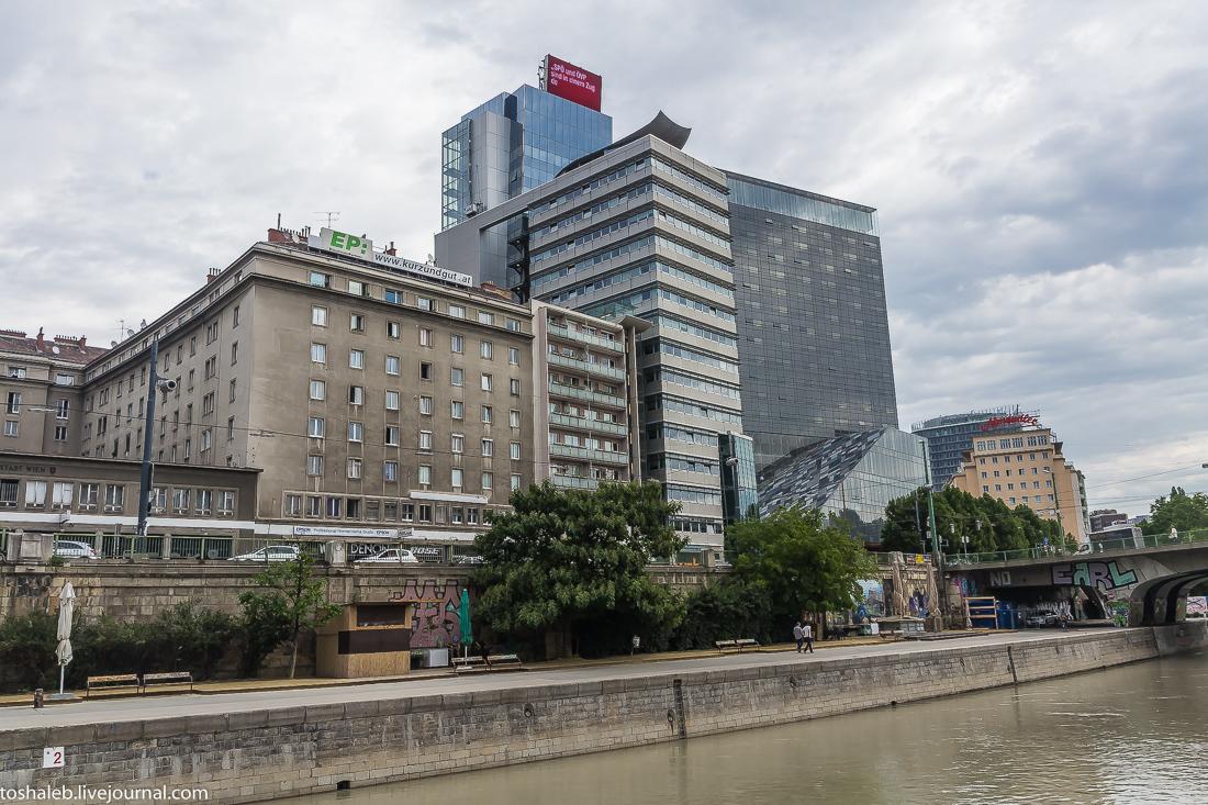 Венский Дунай-4