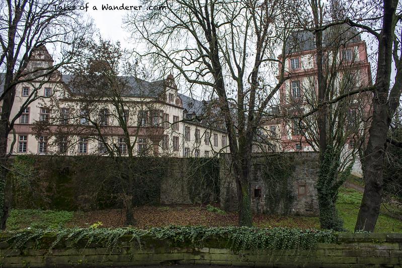 DARMSTADT - Residenzschloss Darmstadt