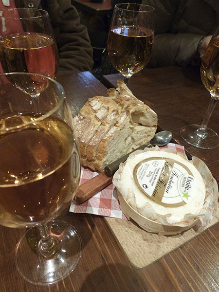 apéro fromage