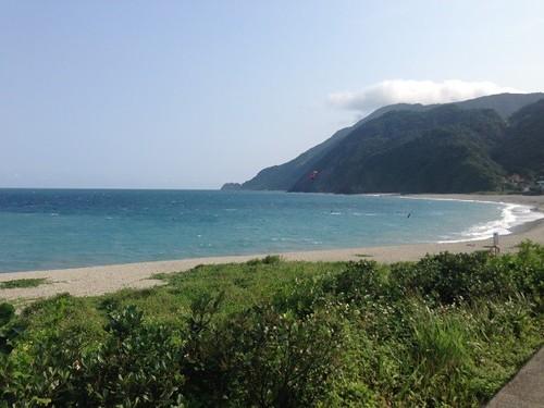 對於台灣多元的海岸類型景觀之保育仍有待「環境美學」教育之深化 。郭瓊瑩攝
