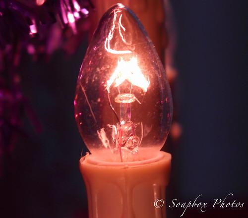 """""""Christmas Candle"""""""