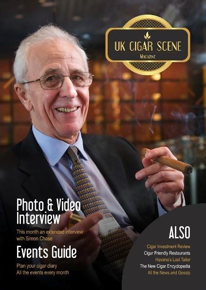 Uk Cigar Scene Magazine First Issue Out Nowtikichris