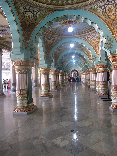 India - Mysore Palace
