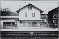 Bahnhof Oberau