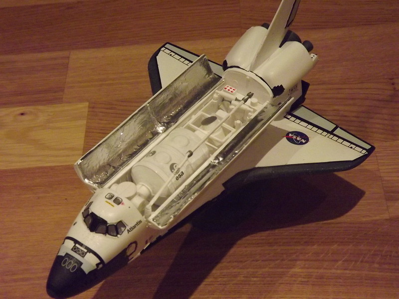 space shuttle model revell - photo #26