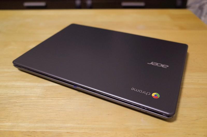 Chromebook Acer C720全景
