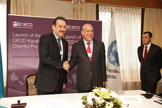 OECD bolsters relationship with Kazakhstan – Signs Kazakhstan Country Programme Agreement