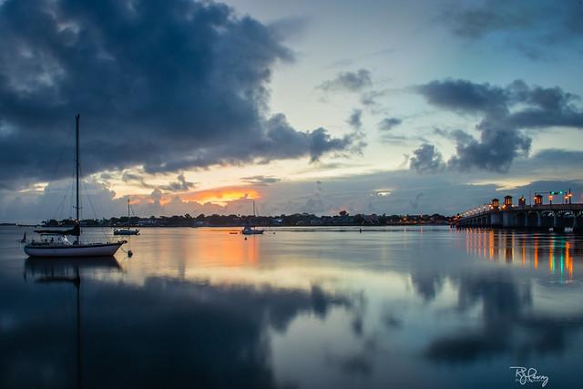 St. Augustine, Florida Sunrise