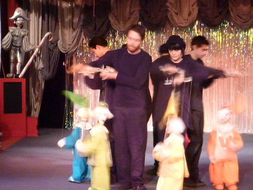 The Bob Baker Marionette Theater Los Angeles CA - Keith Valcourt 2014