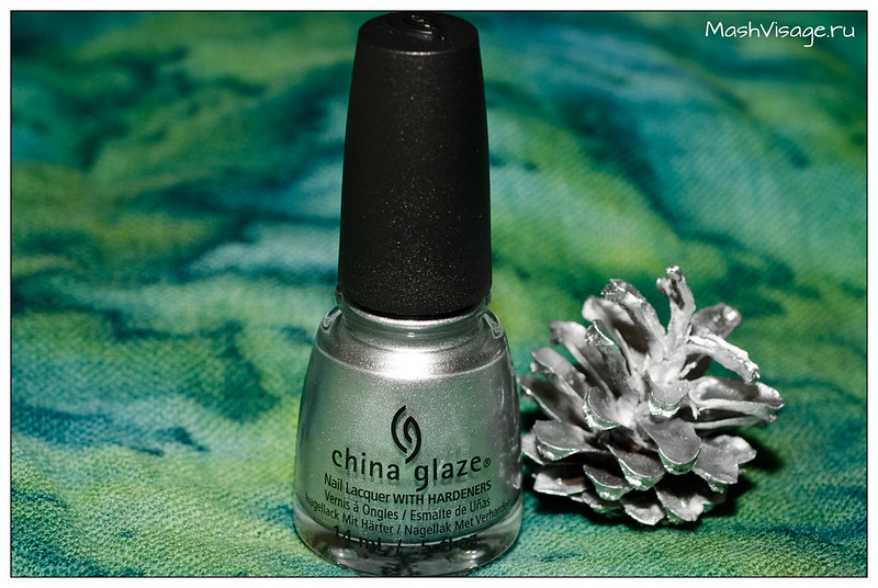 China Glaze I'd Melt For You