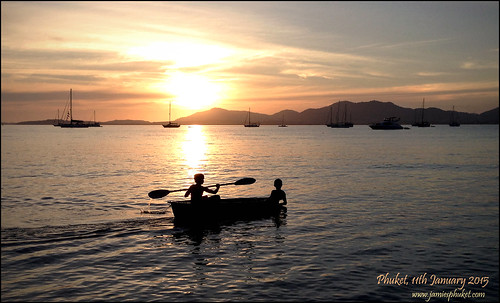 11th January 2015 Sunset