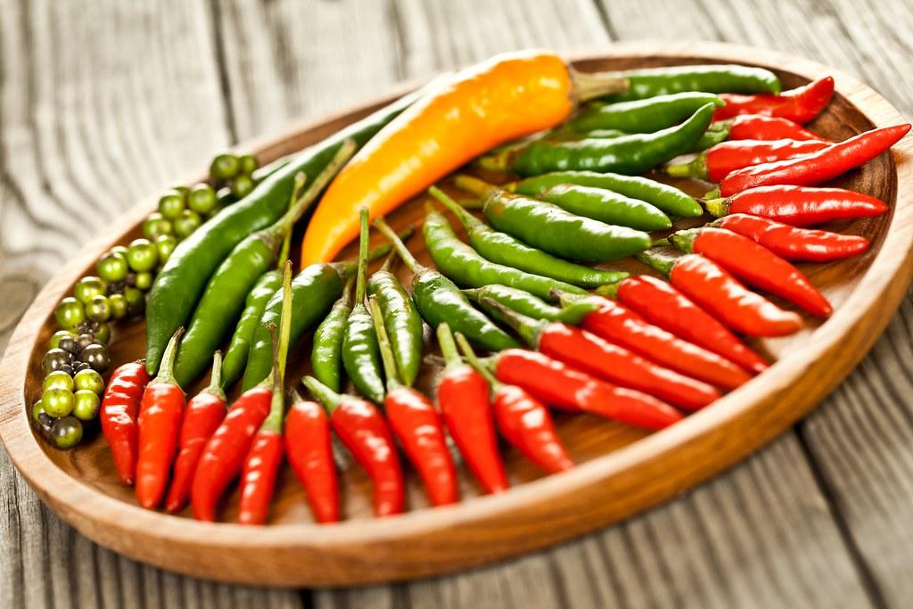 台大營養師:適量辣椒降低膽固醇又可減肥