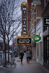 Michigan Theatre, Ann Arbor Michigan