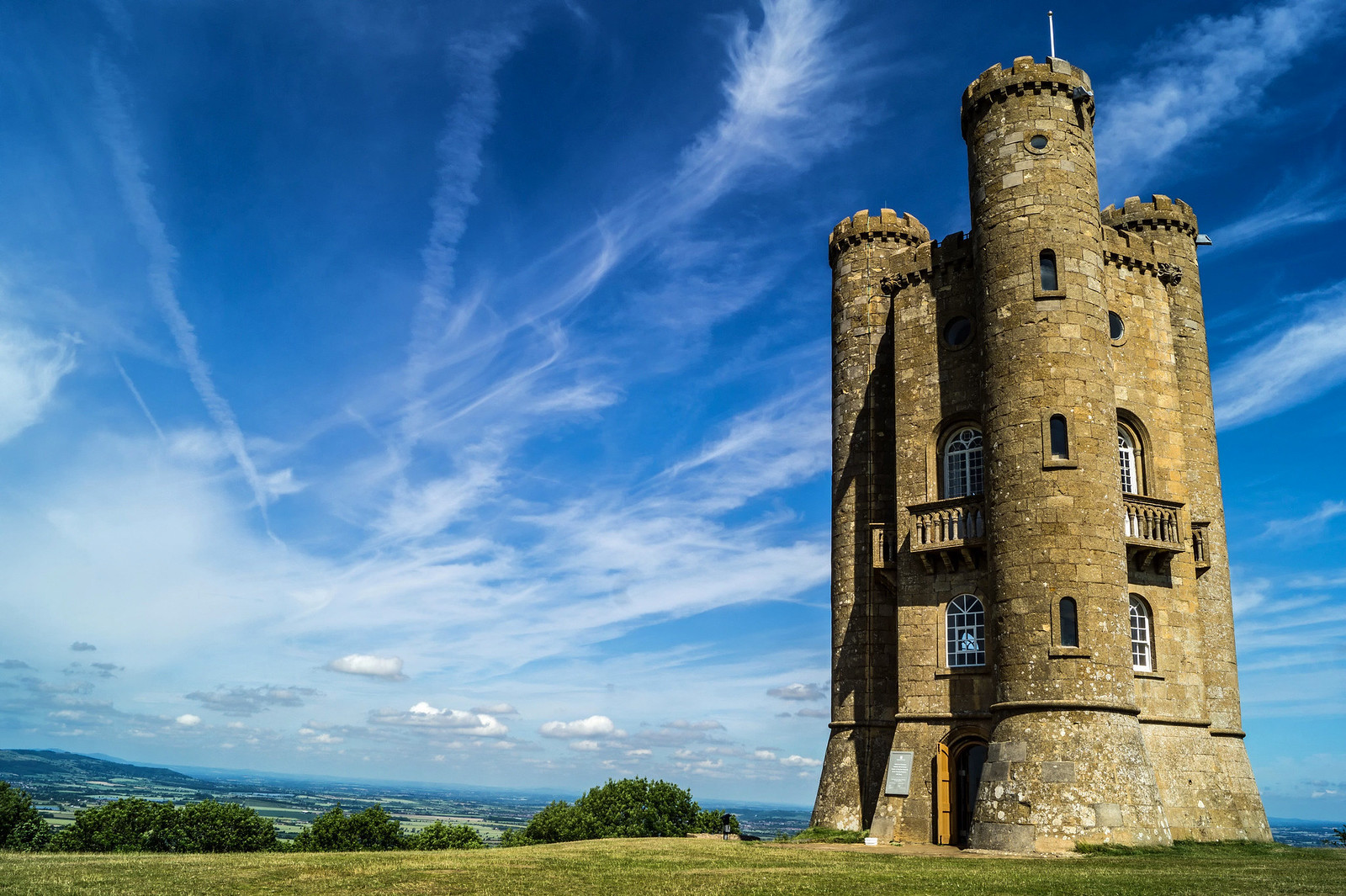 Broadway Tower. Credit Phil Dolby