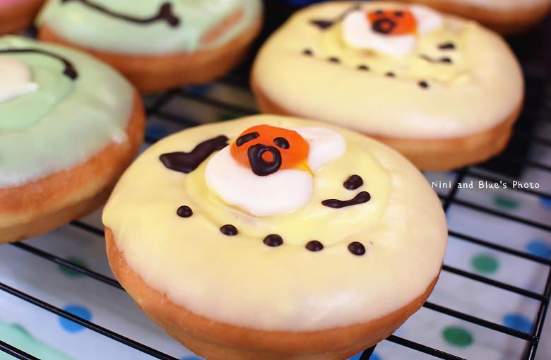 彰化員林JUICY DONUT創意造型甜甜圈14