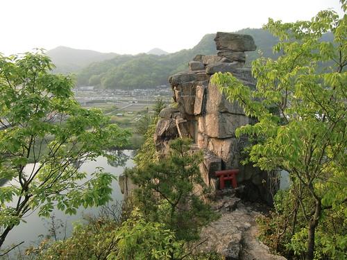 17 石畳神社(岡山県)