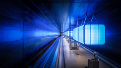 Metro Station HafenCity University