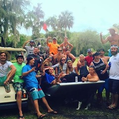 #photo #tagged to Team #airboataddicts by and go #follow #girlofthemarsh @amanda_ackermann #memorialdayweekend2016 off #lakegeorge #astor #florida always #goodtimes when you live your #airboatlife #lakelife when u #ridetoslide go #airboating uno #girlsdoi