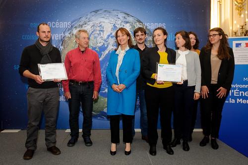 Ségolène Royal remet le Grand Prix national du Paysage et le Prix spécial du jury