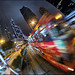 Hong Kong Tram by Stefan Bock