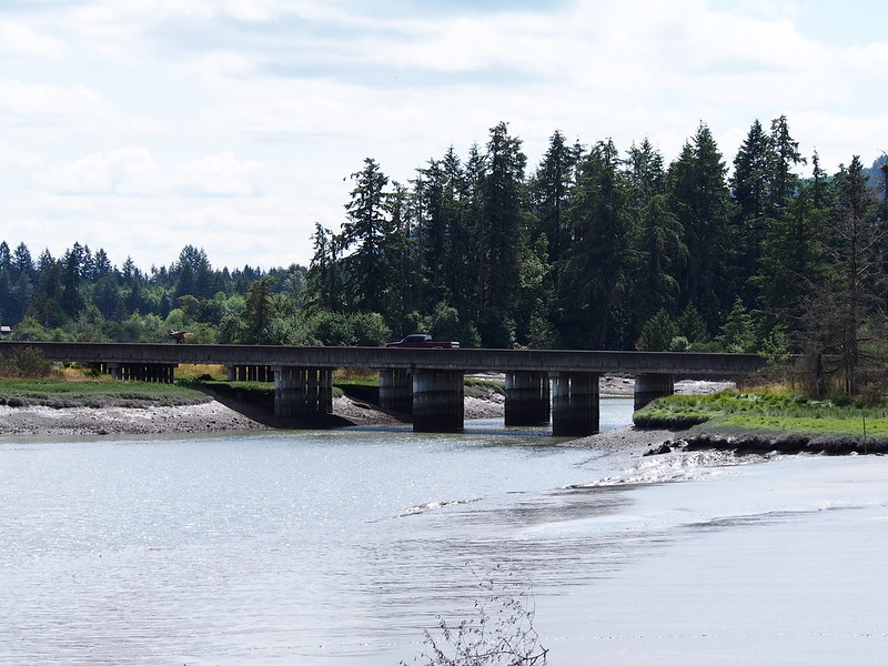 Mud Bay Bridge