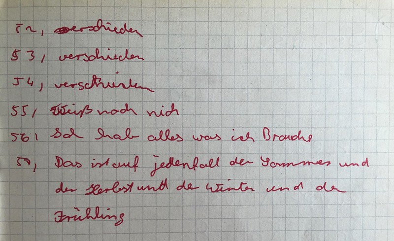 Freundbuch 1993 - 1994