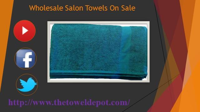 Wholesale Salon Towels On Sale - Thetoweldepot