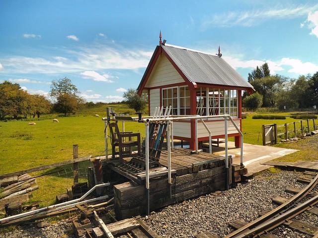 Header of Amerton Railway