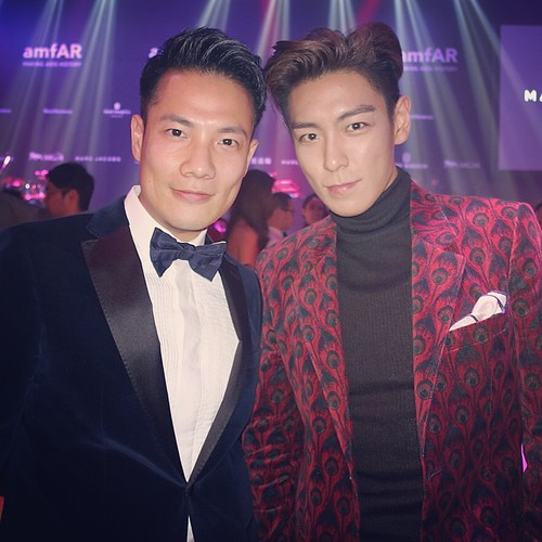 TOP - amfAR Charity Event - 14mar2015 - real_ting - 01