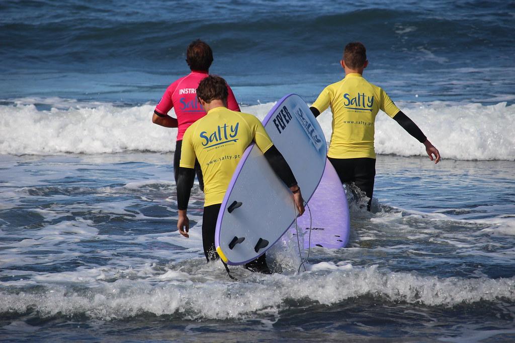 Lets go surf in Madeira island-Porto da Cruz @madeirasurfschool @saltymadeira
