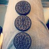 Three… Oreos. #fmsphotoaday #fmsphotoadayoct #photochallenge #rickierunsnyc