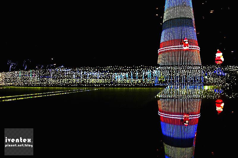 32刀口力2014新北市歡樂耶誕城新北市市民廣場耶誕樹