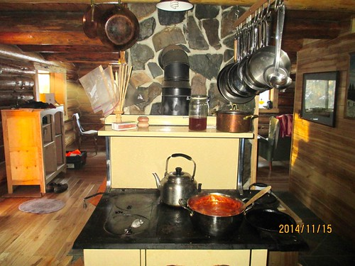 The Cookstove