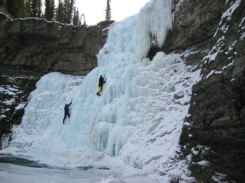 Crescent Falls Provincial Recreation Area