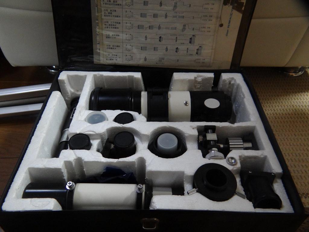 天体望遠鏡2