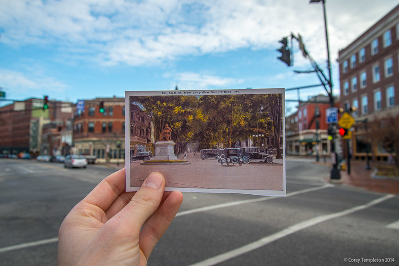 Looking Into the Past: Longfellow Square