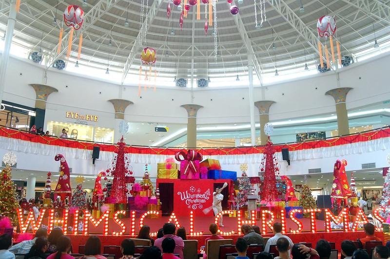 Dataran Pahlwan Melaka Megamall  - whimsical Christmas 2014-003