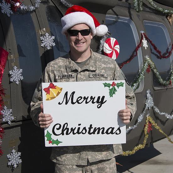 Merry Christmas from 2/147th