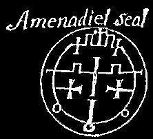 Amenadiel - Aerial Spirit of Solomon