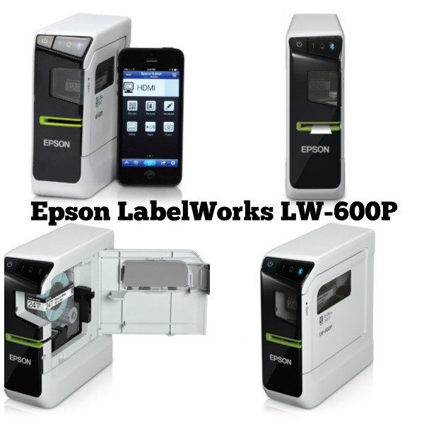 Epson-LabelWorks-LW-600P
